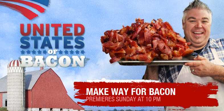 'United States Of Bacon' Show To Unveil On Discovery